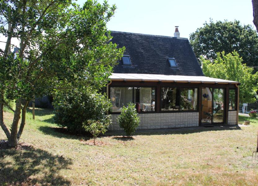 Maison à vendre 80.39m2 à Moëlan-sur-Mer