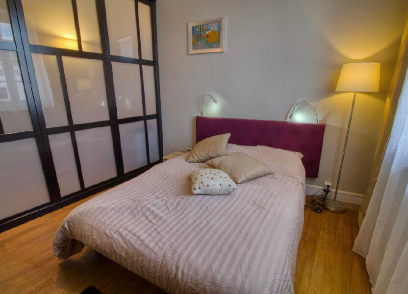 Appartement à vendre 63m2 à Quimperlé