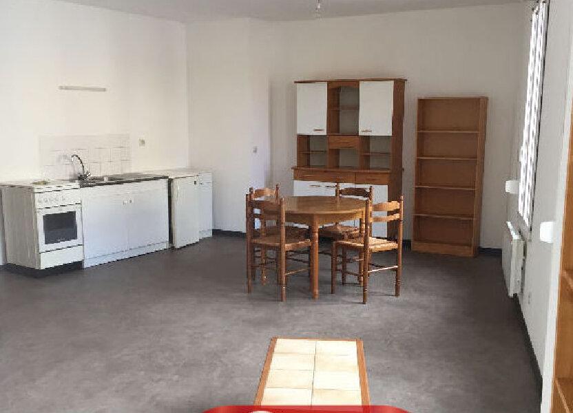 Appartement à louer 35.1m2 à Saint-Dié-des-Vosges