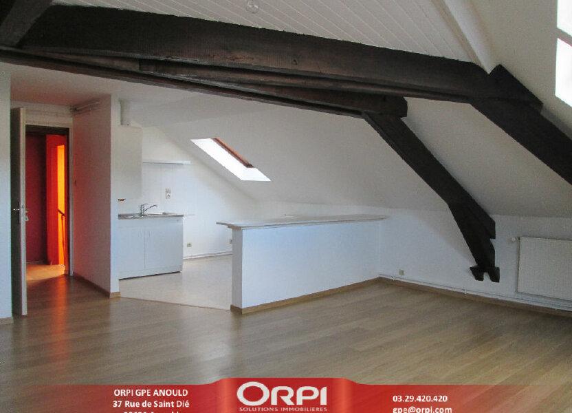 Appartement à louer 43.65m2 à Saint-Dié-des-Vosges