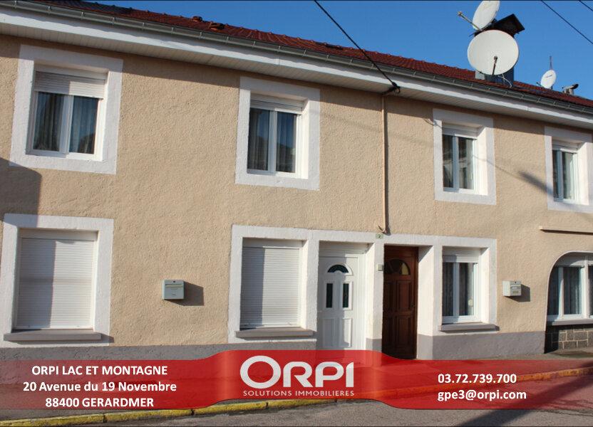 Immeuble à vendre 213m2 à Granges-sur-Vologne