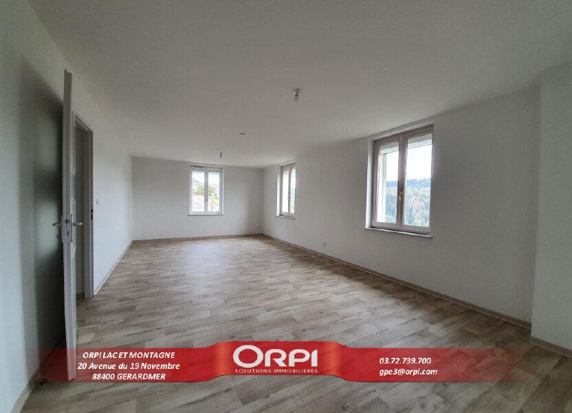Appartement à louer 80.31m2 à Le Tholy