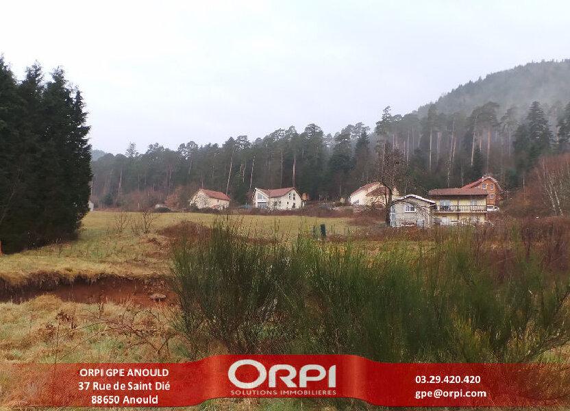 Terrain à vendre 950m2 à Saint-Dié-des-Vosges