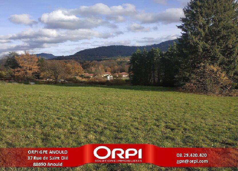 Terrain à vendre 1030m2 à Saint-Dié-des-Vosges