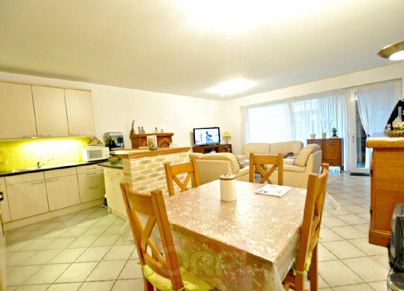 Appartement à vendre 72m2 à Bray-Dunes