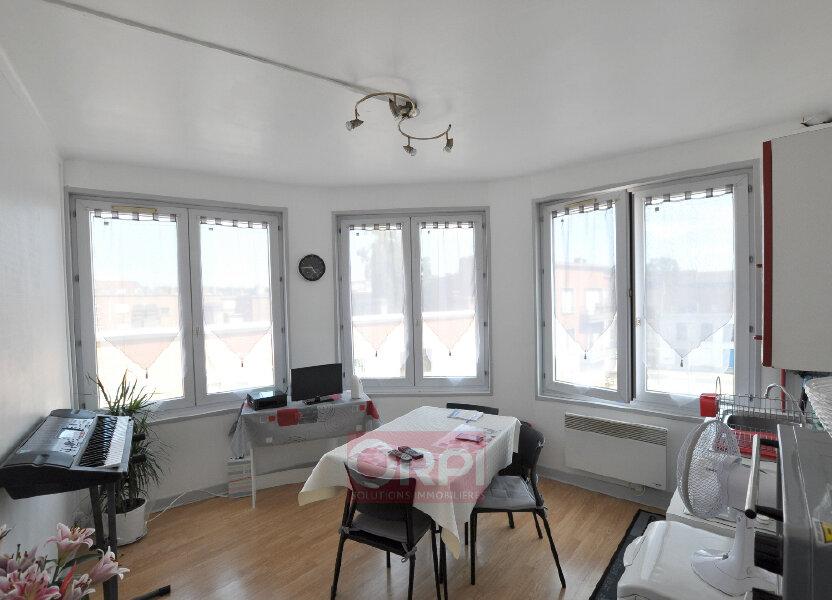 Appartement à vendre 24.7m2 à Dunkerque