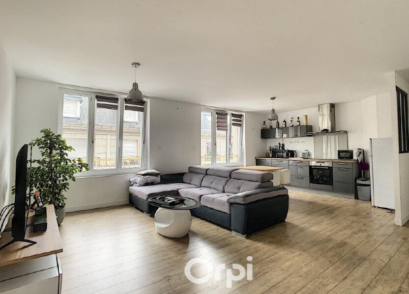Appartement à louer 64m2 à Lorient