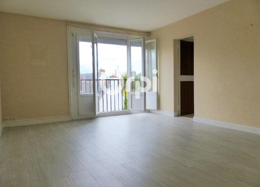 Appartement à louer 59.86m2 à Lorient