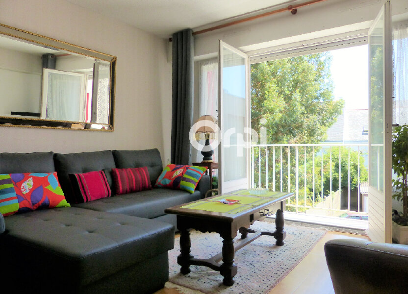 Appartement à louer 81.57m2 à Lorient