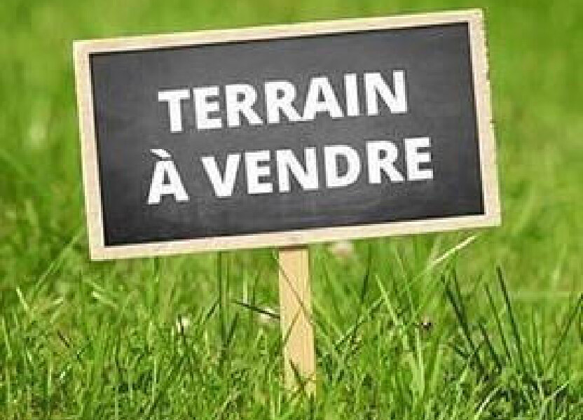 Terrain à vendre 275m2 à Lorient