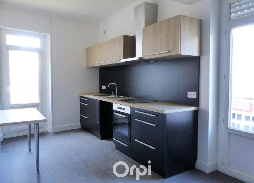 Appartement à louer 56m2 à Lorient