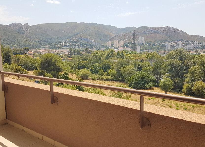 Appartement à louer 42.37m2 à Marseille 11