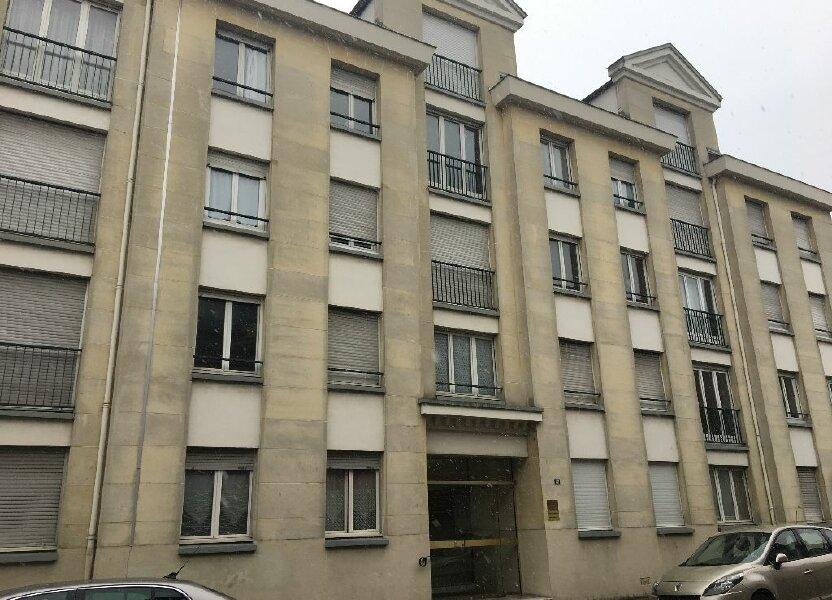Appartement à louer 27.55m2 à Compiègne