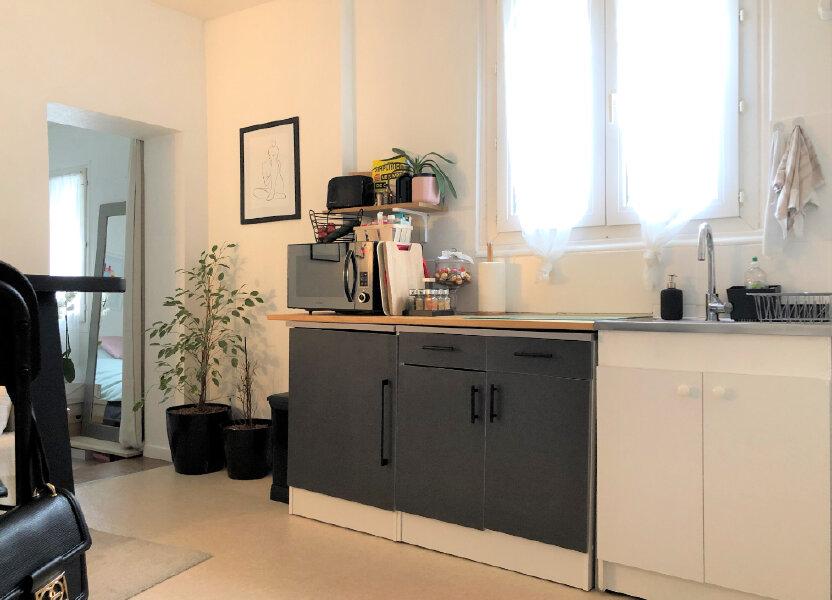 Appartement à louer 26.77m2 à Compiègne