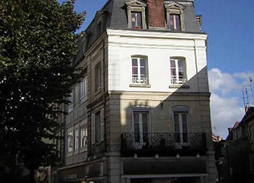 Appartement à louer 38.79m2 à Compiègne