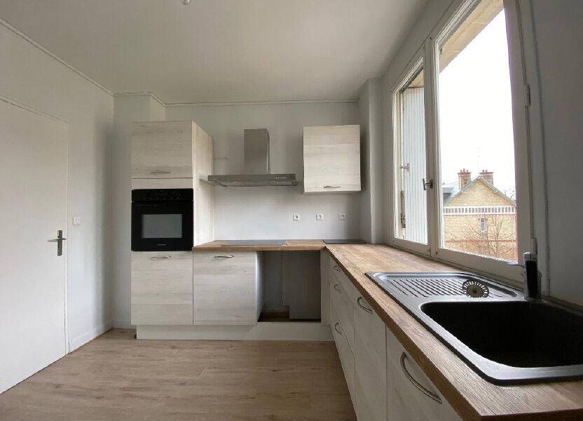 Appartement à louer 83.74m2 à Compiègne