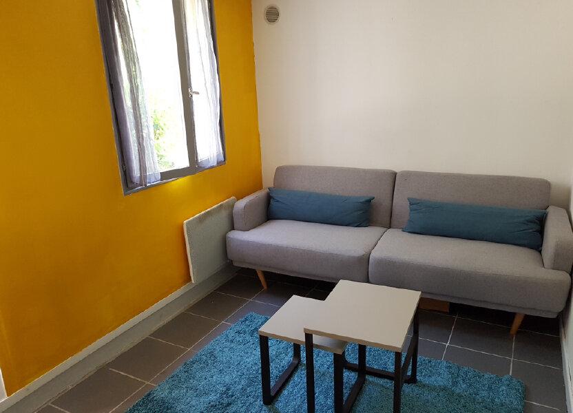 Appartement à louer 17.72m2 à Venette
