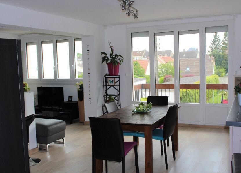 Appartement à louer 91.02m2 à Margny-lès-Compiègne