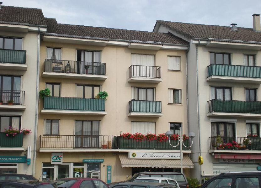 Appartement à louer 54.08m2 à Compiègne