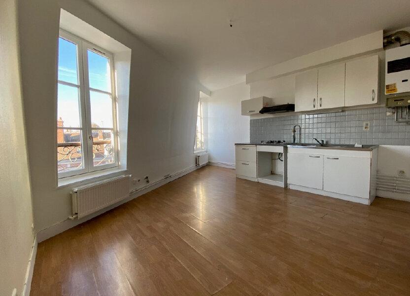 Appartement à louer 33.73m2 à Compiègne