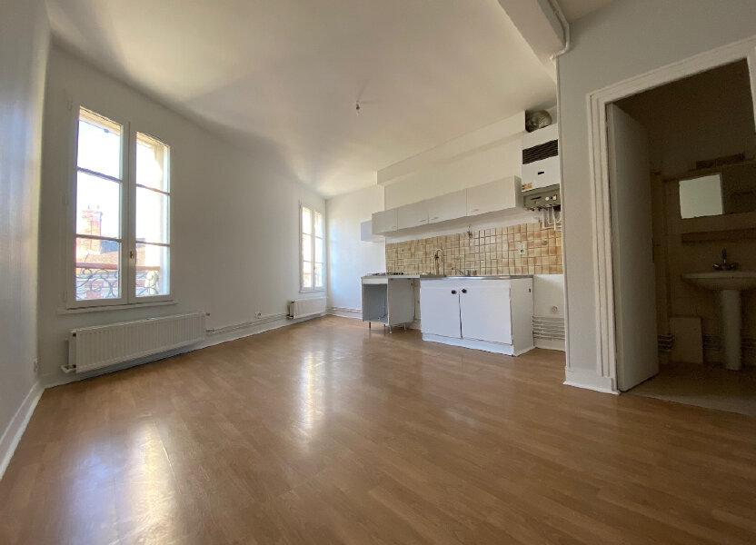 Appartement à louer 44.51m2 à Compiègne