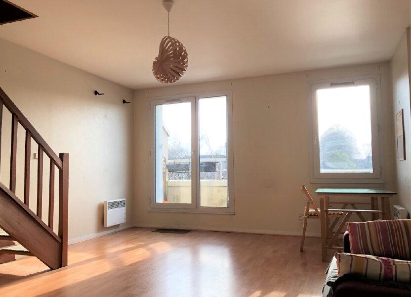 Appartement à louer 46.54m2 à Compiègne