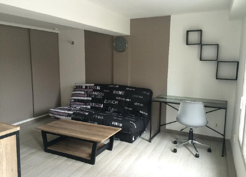 Appartement à louer 20.49m2 à Compiègne
