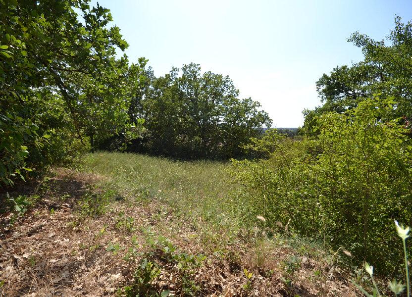 Terrain à vendre 7695m2 à Vers-Pont-du-Gard