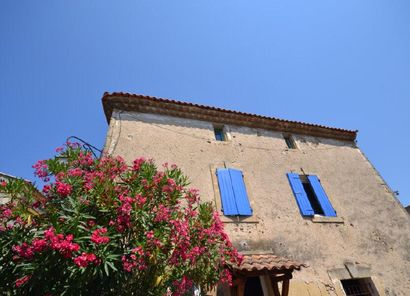Maison à vendre 80m2 à Lédenon