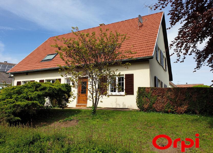 Maison à vendre 186m2 à Thann
