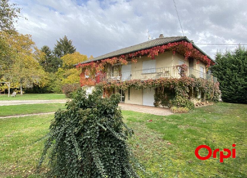 Maison à vendre 230m2 à Willer-sur-Thur
