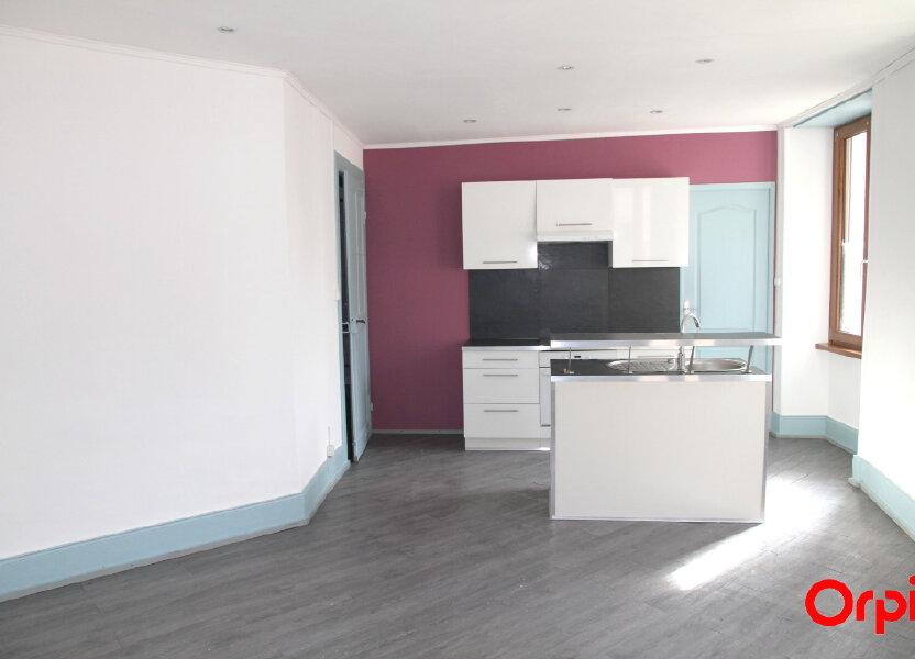 Appartement à louer 37m2 à Thann