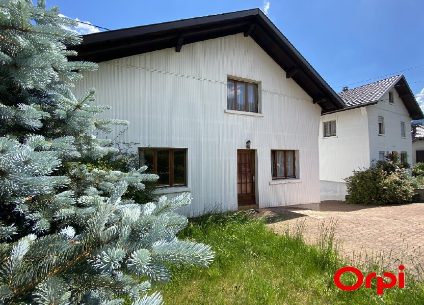 Maison à vendre 98m2 à Willer-sur-Thur