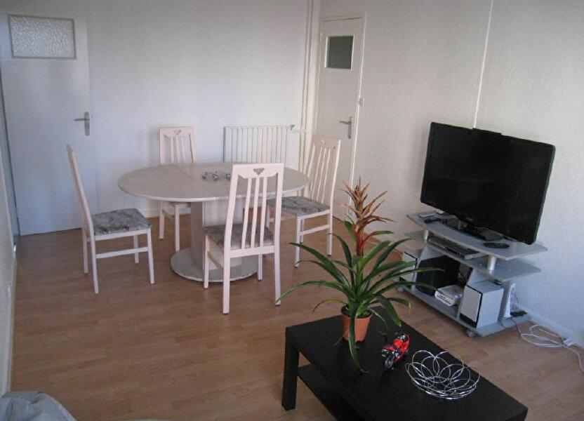 Appartement à louer 64.5m2 à Brest