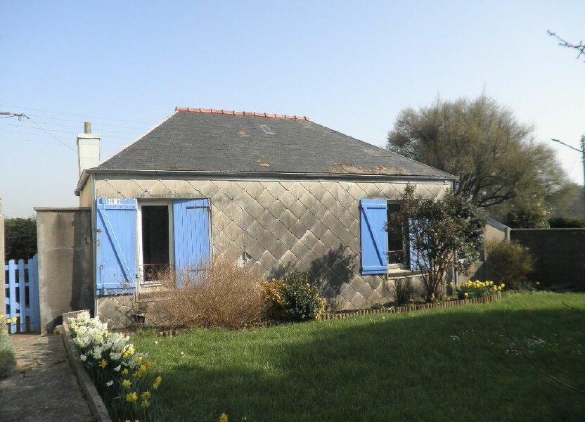 Maison à vendre 50m2 à Brest