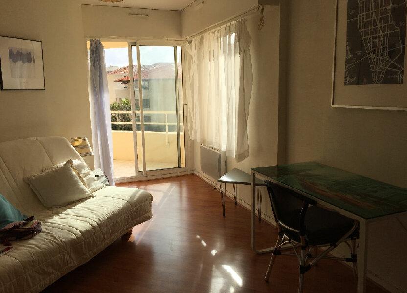 Appartement à louer 25m2 à Biarritz