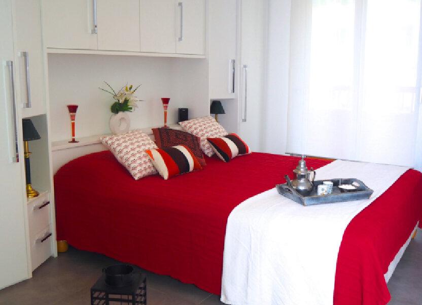 Appartement à louer 53m2 à Nice