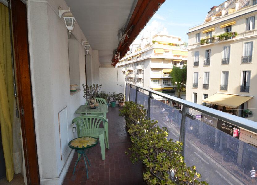 Appartement à vendre 46.95m2 à Nice