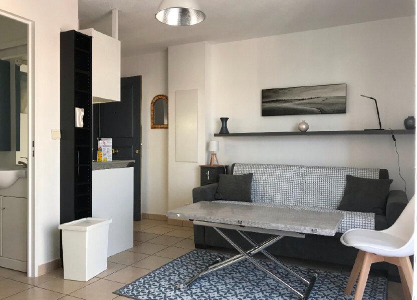 Appartement à louer 17.17m2 à Nice