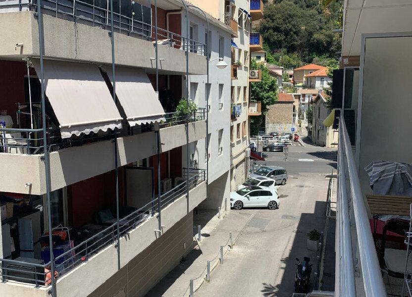 Appartement à louer 43.32m2 à Nice