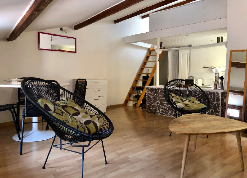 Appartement à louer 26.17m2 à Nice