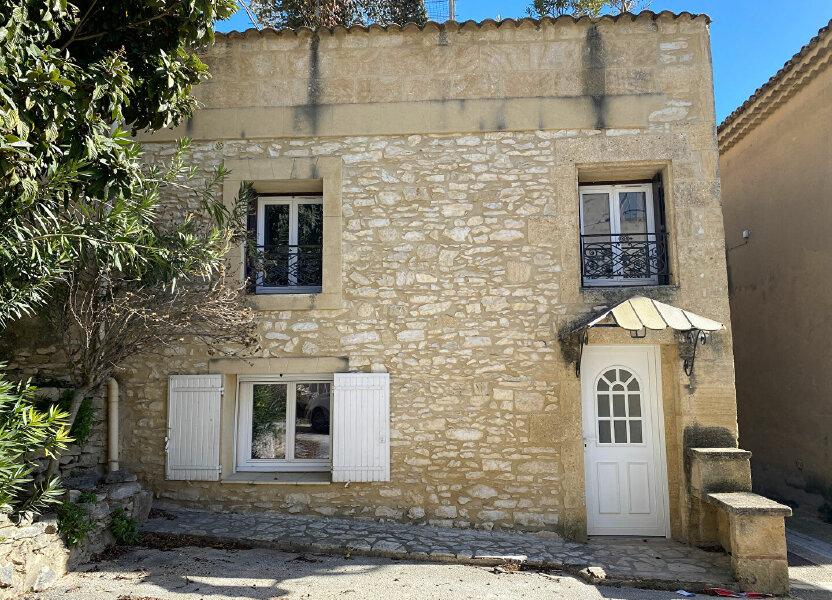 Maison à louer 49.59m2 à Valliguières