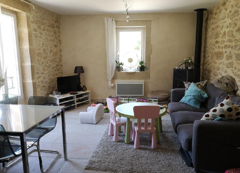 Maison à louer 80m2 à Saint-Hilaire-d'Ozilhan