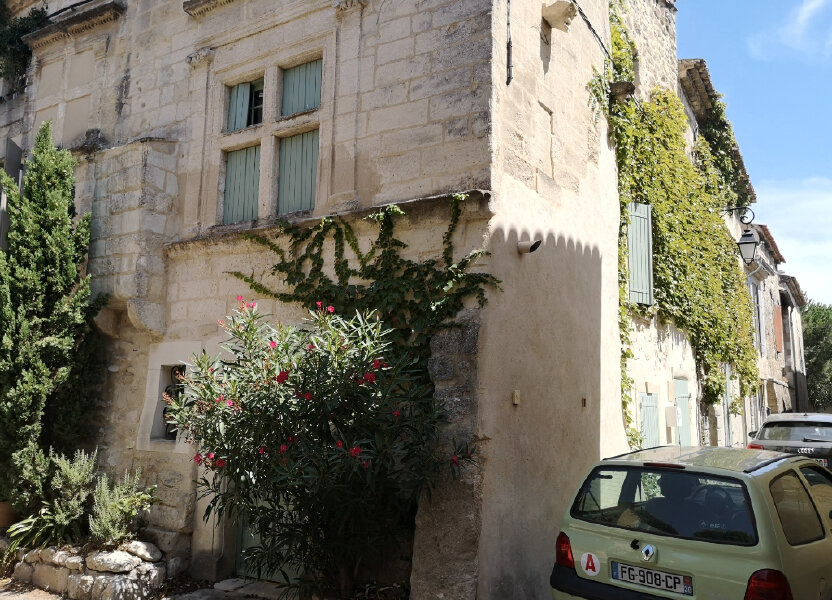 Maison à louer 62m2 à Saint-Hilaire-d'Ozilhan