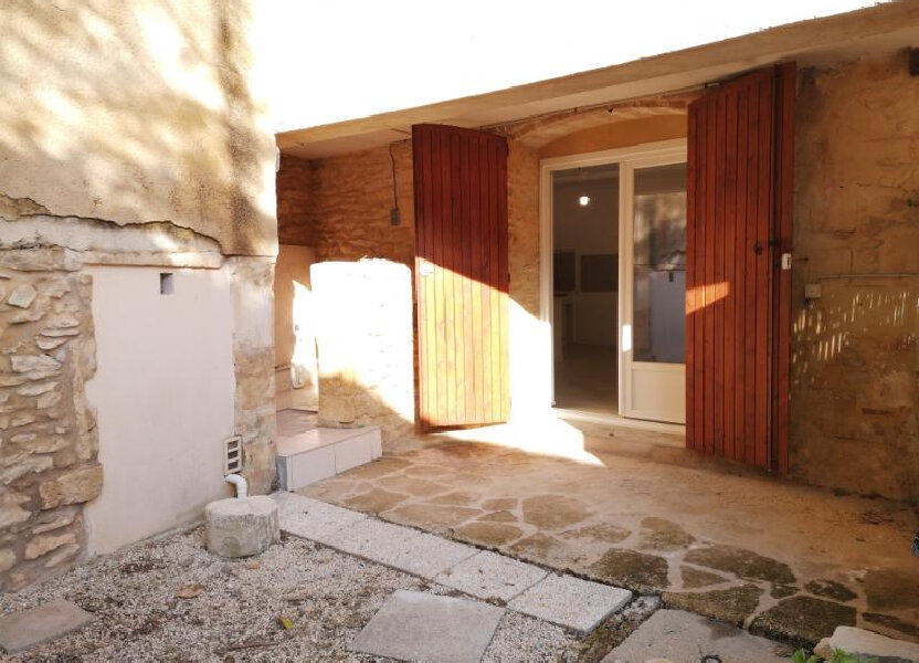 Appartement à louer 38m2 à Cabrières
