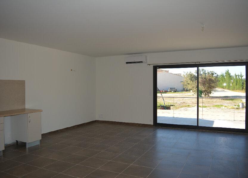 Appartement à louer 80m2 à Saint-Hilaire-d'Ozilhan
