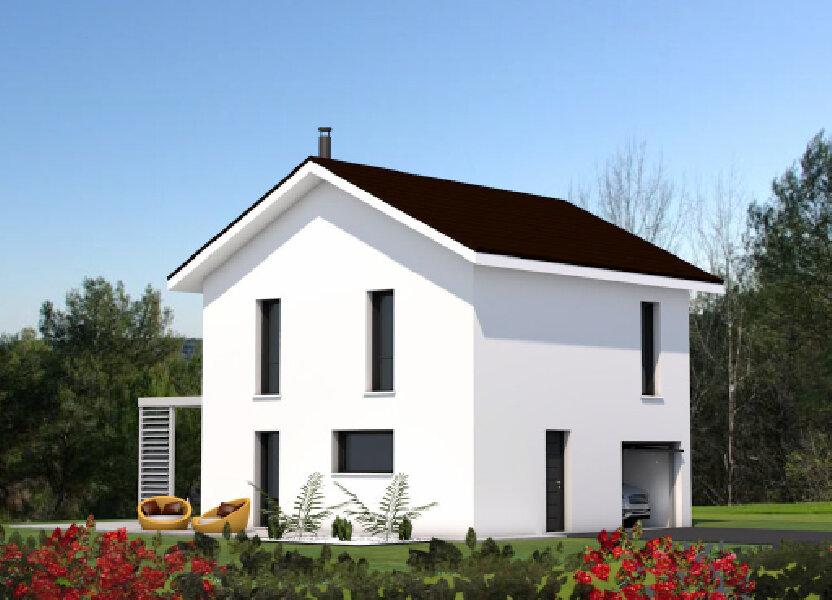 Maison à vendre 101m2 à La Roche-sur-Foron