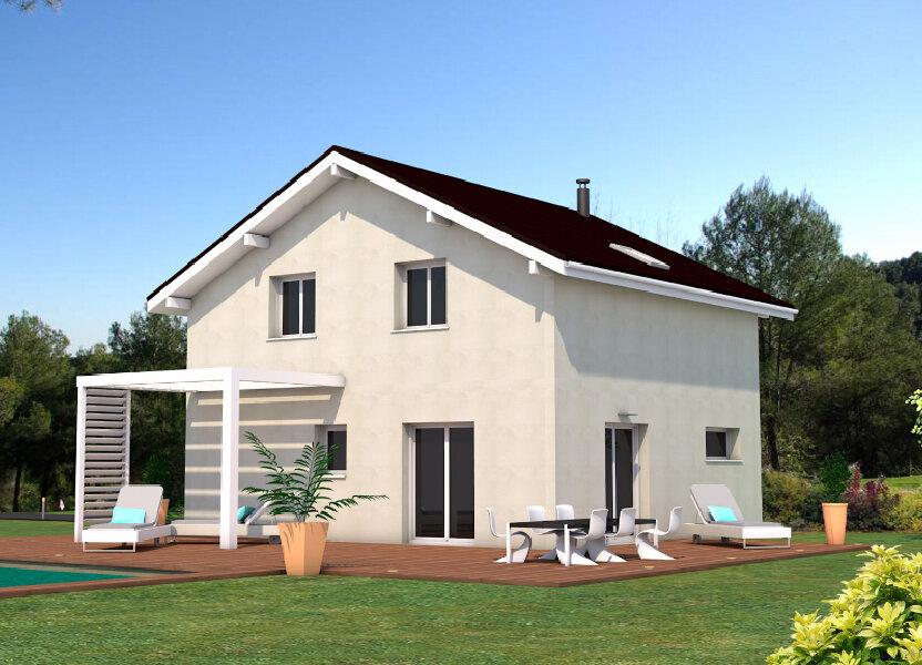 Maison à vendre 107m2 à La Roche-sur-Foron