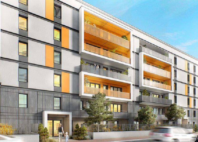 Appartement à vendre 66.41m2 à Annemasse