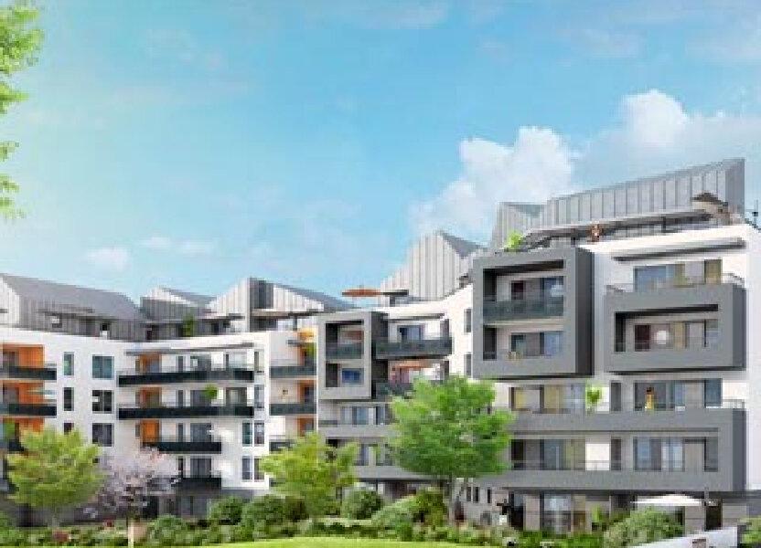 Appartement à vendre 71.95m2 à Saint-Julien-en-Genevois